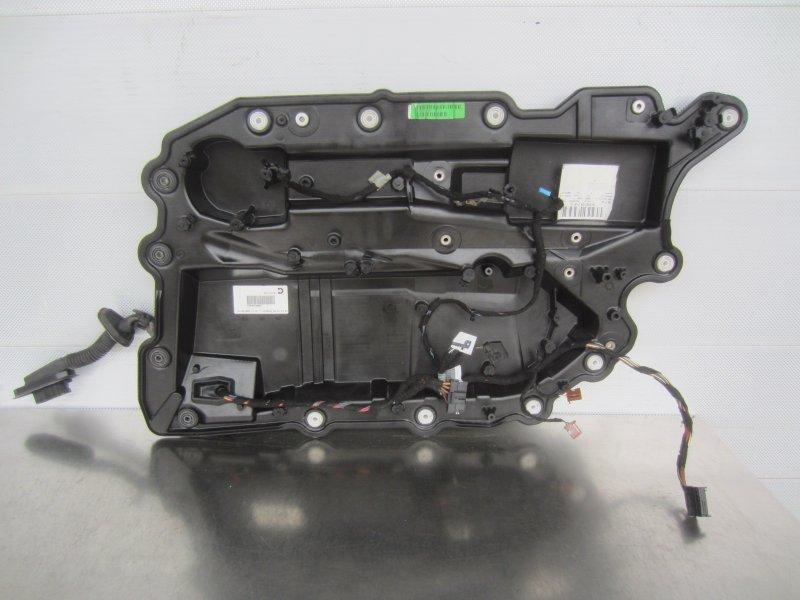 Накладка двери Bmw E65 N62B44 2004 задняя правая