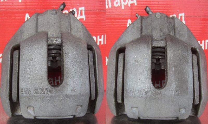 Суппорт тормозной Bmw E65 N62B44 2004 передний