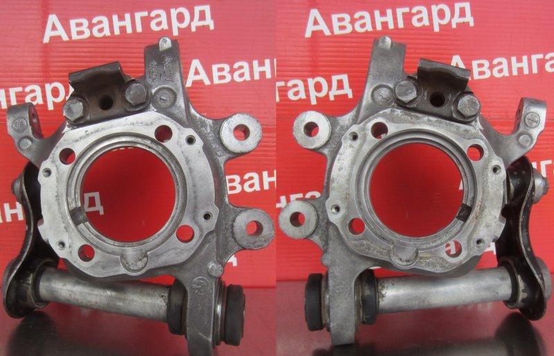 Кулак Bmw E65 N62B44 2004 задний