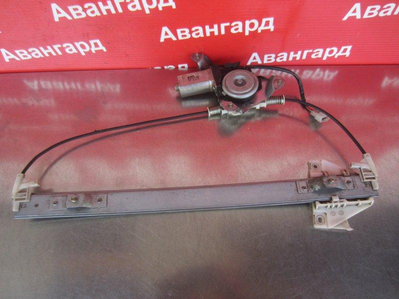 Стеклоподъёмник Mazda Demio Dw B3 2001 передний левый