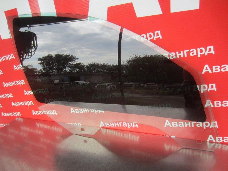Стекло двери Bmw E65 2004 переднее правое