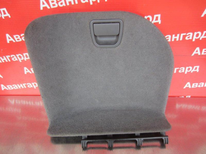 Обшивка багажника Bmw E65 N62B44 2004 задняя правая