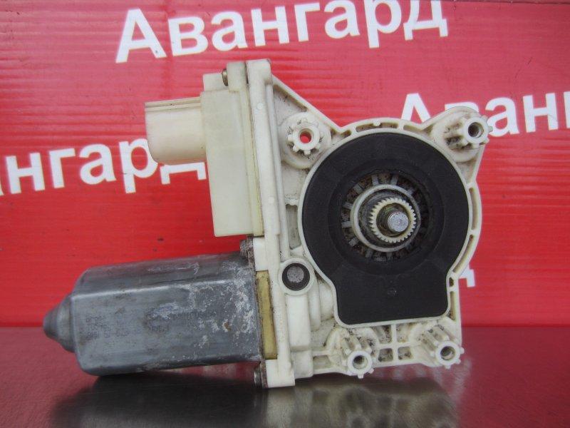 Моторчик стеклоподъёмника Bmw E65 N62B44 2004 передний левый