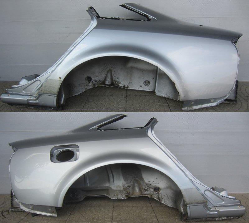 Крыло Audi A6 C5 1998 заднее