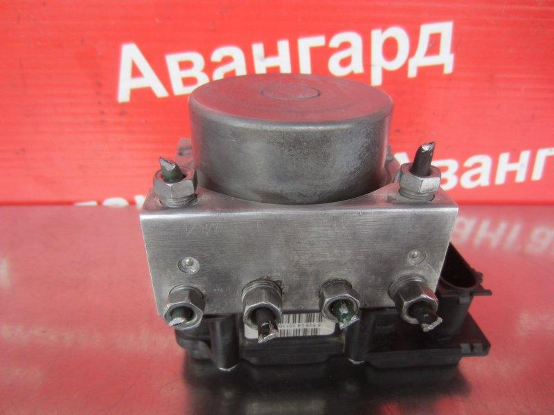 Блок abs Renault Scenic 2 K9K 734 2008