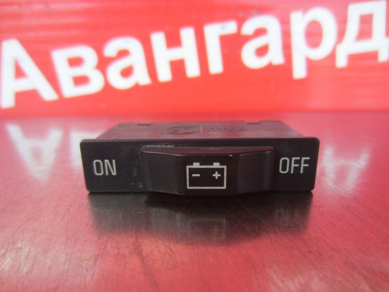 Кнопка акб Bmw E65 N62B44 2004