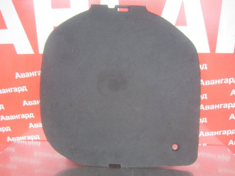 Пол багажника Bmw E65 N62B44 2004 задний