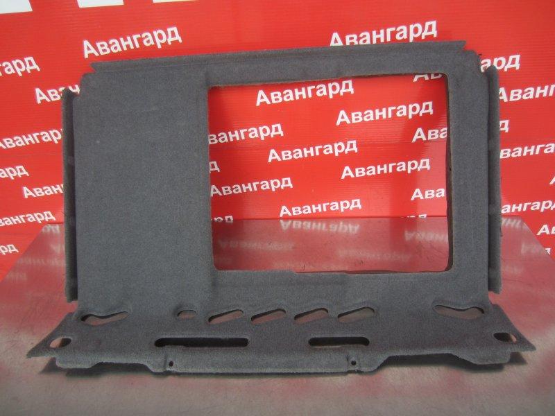 Обшивка багажника Bmw E65 N62B44 2004