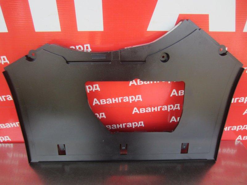 Обшивка багажника Bmw E65 N62B44 2004 задняя нижняя