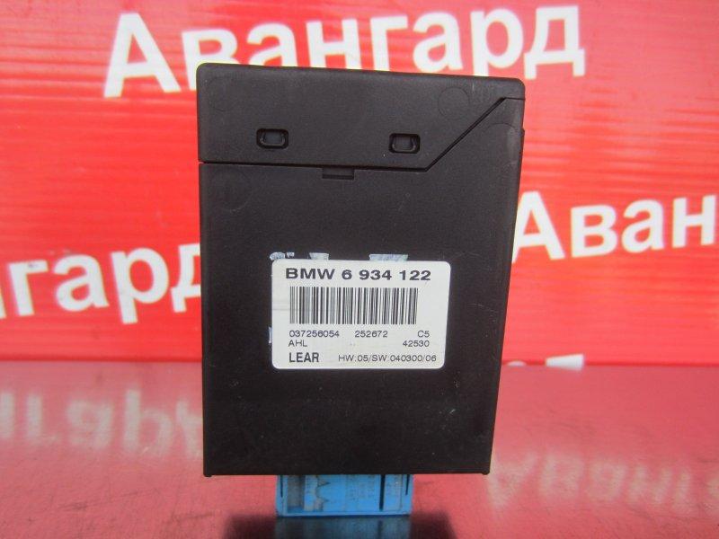 Электронный блок адаптивного освещения Bmw E65 N62B44 2004