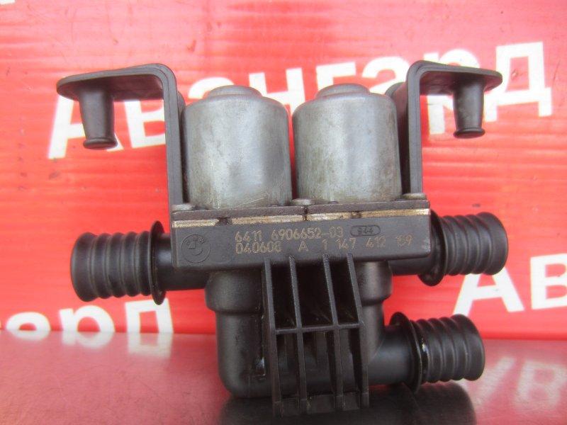Клапан отопителя Bmw E65 N62B44 2004