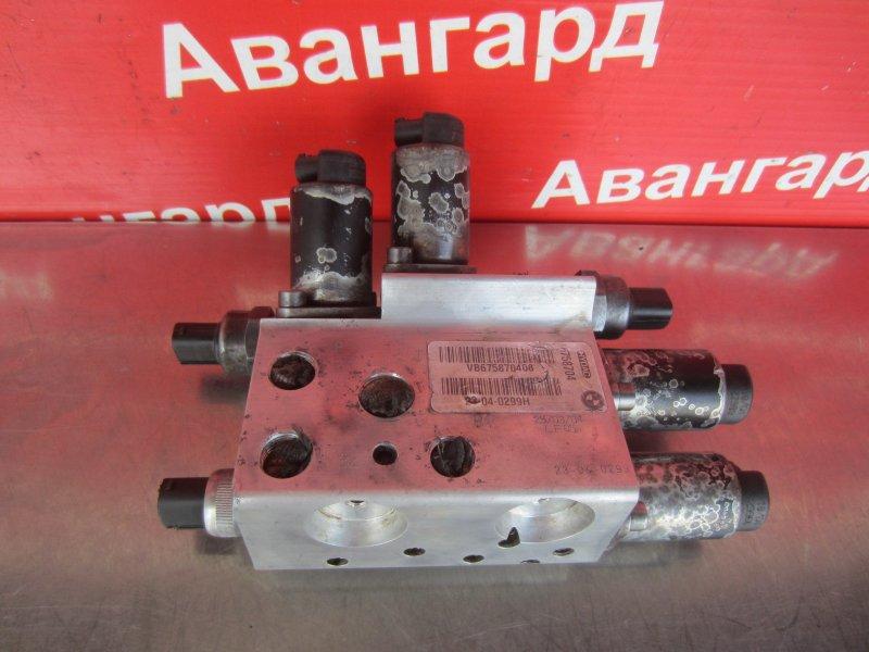 Блок клапанов dynamic drive Bmw E65 N62B44 2004