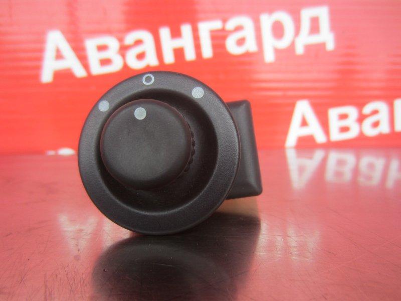 Джойстик регулировки зеркал Renault Scenic 2 K9K 734 2008