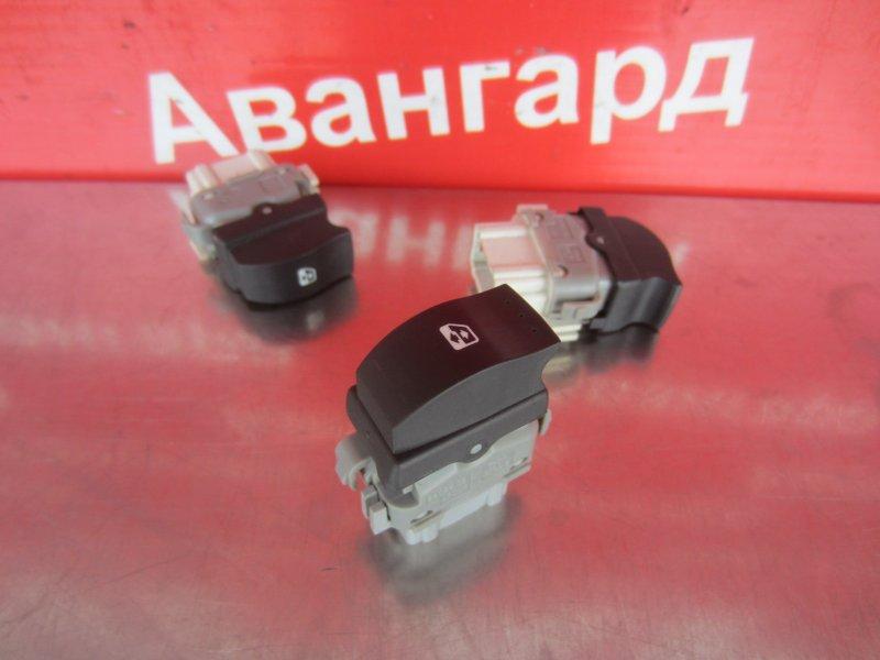 Кнопка стеклоподъёмника Renault Scenic 2 K9K 734 2008