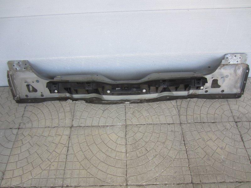 Панель задняя Renault Scenic 2 K9K 734 2008 задний
