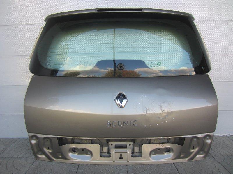 Крышка багажника Renault Scenic 2 K9K 734 2008
