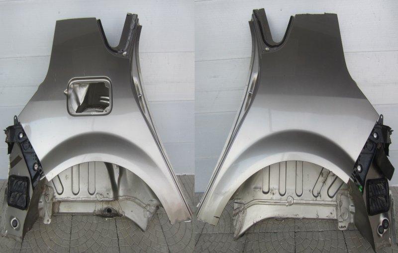 Крыло Renault Scenic 2 K9K 734 2008 заднее