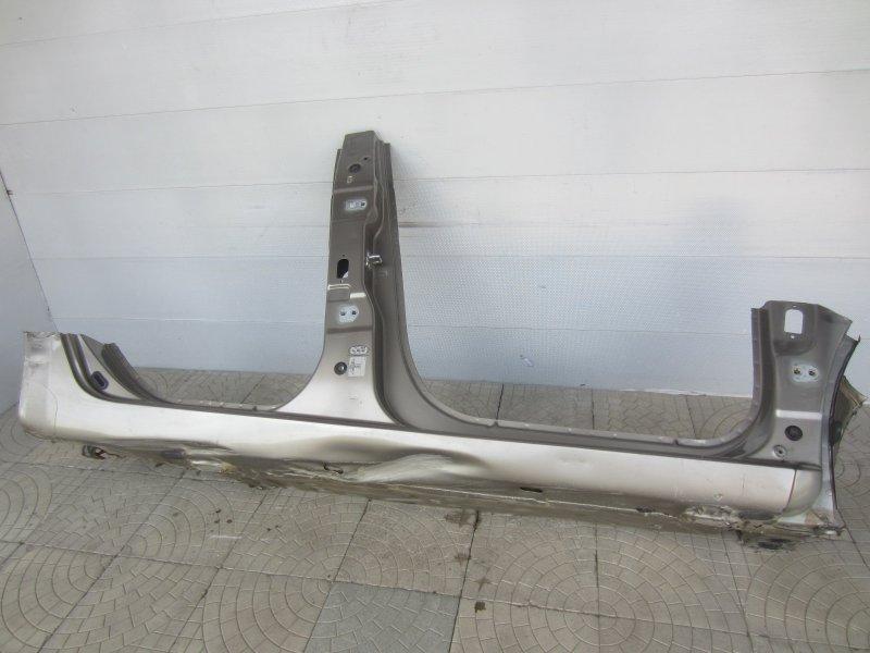 Порог Renault Scenic 2 K9K 734 2008 правый