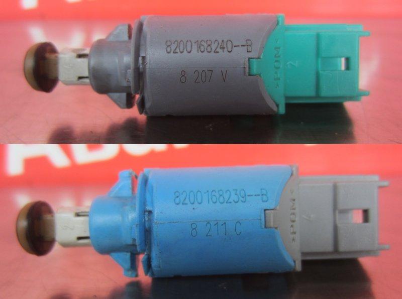 Концевик педали сцепления Renault Scenic 2 K9K 734 2008