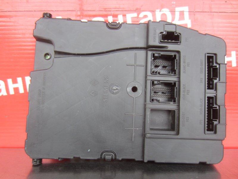 Блок комфорта Renault Scenic 2 K9K 734 2008