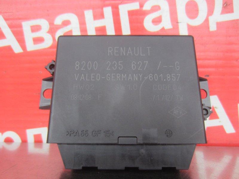 Электрически блок парктроника Renault Scenic 2 K9K 734 2008