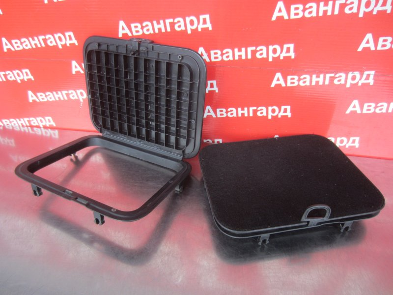 Накладка салона Renault Scenic 2 K9K 734 2008