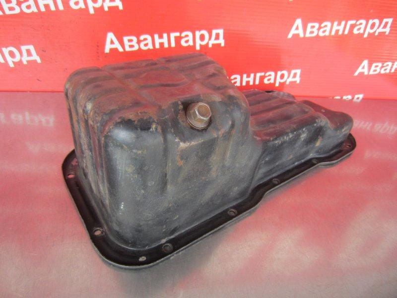 Поддон двигателя Nissan Almera N16 QG15 2006