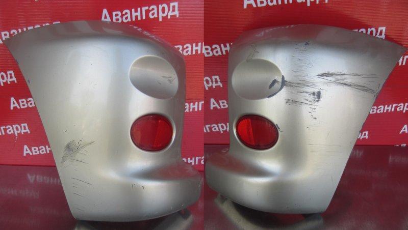 Бампер Toyota Funcargo 1999 задний