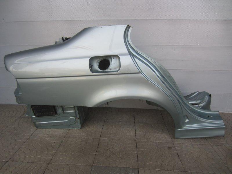 Крыло Bmw E39 1998 заднее правое