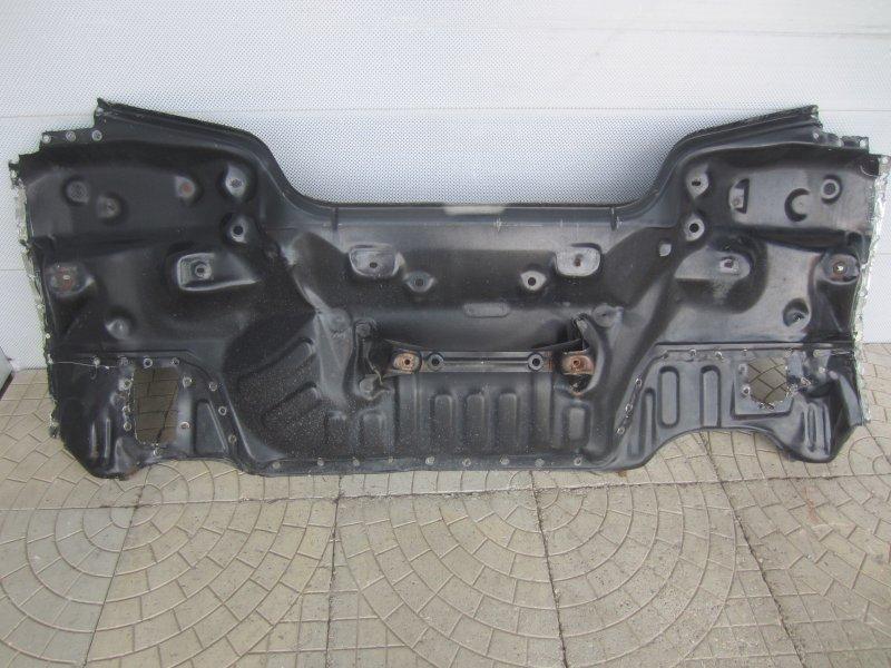 Панель задняя Toyota Cynos El44 5E-FE 1991 задний