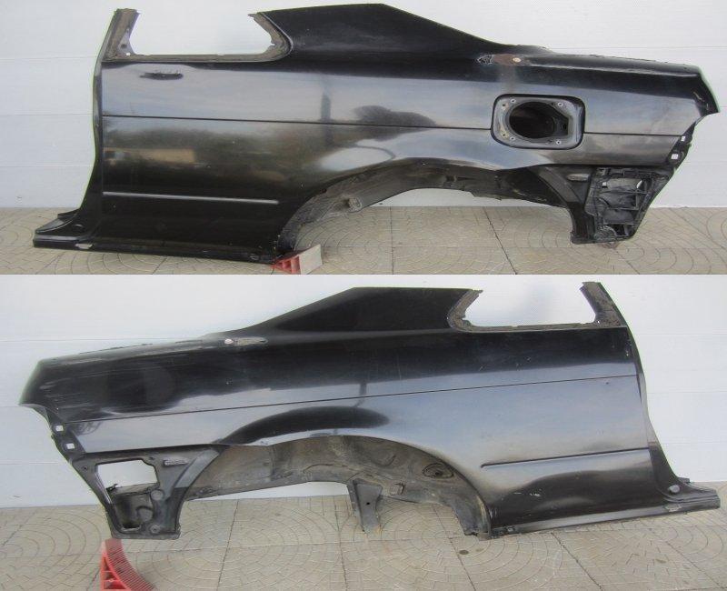 Крыло Toyota Cynos El44 5E-FE 1991 заднее