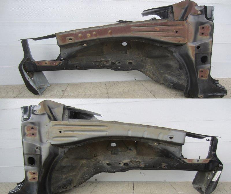 Лонжерон Chery M11 SQR481F 2011 передний