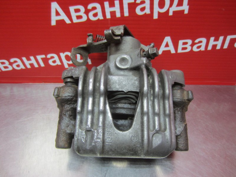 Суппорт тормозной Opel Zafira A X18XE1 2000 задний правый