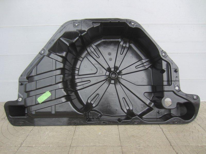 Ниша запасного колеса Renault Scenic 2 K9K 734 2008 задняя
