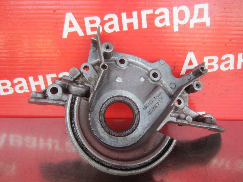 Крышка двигателя Renault Logan K7M 2009