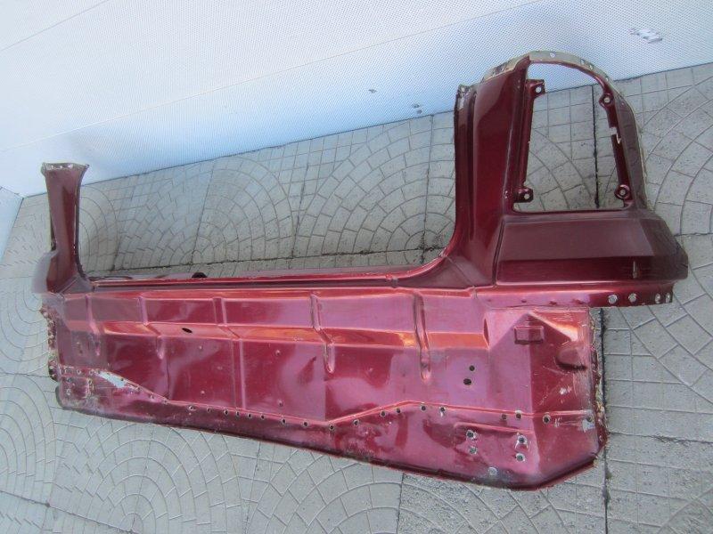 Панель задняя Opel Astra F 1997 задний