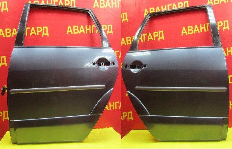 Дверь Mitsubishi Grandis DBA-NA4W 4G69 2006 задняя