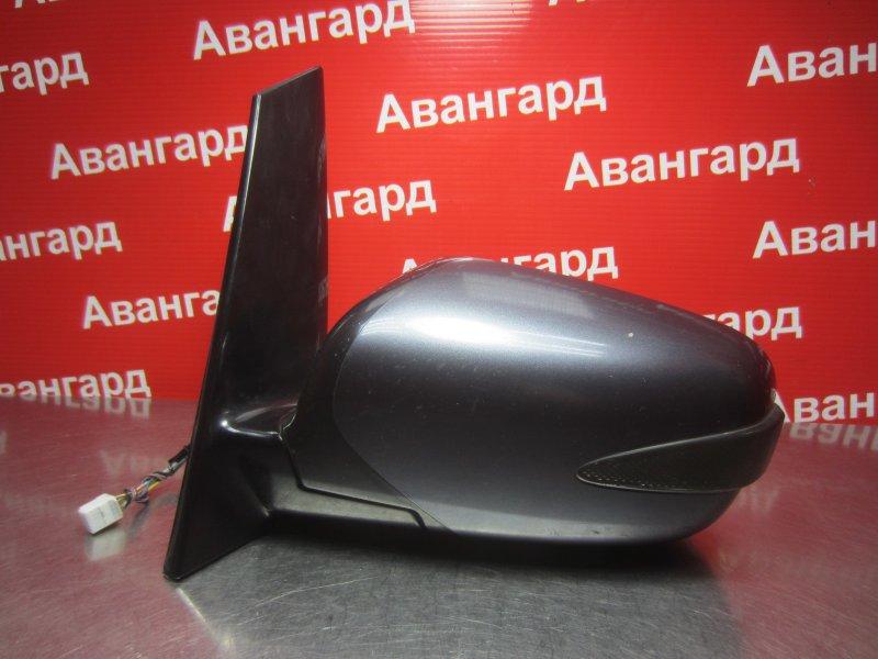 Зеркало Mitsubishi Grandis DBA-NA4W 4G69 2006 левое