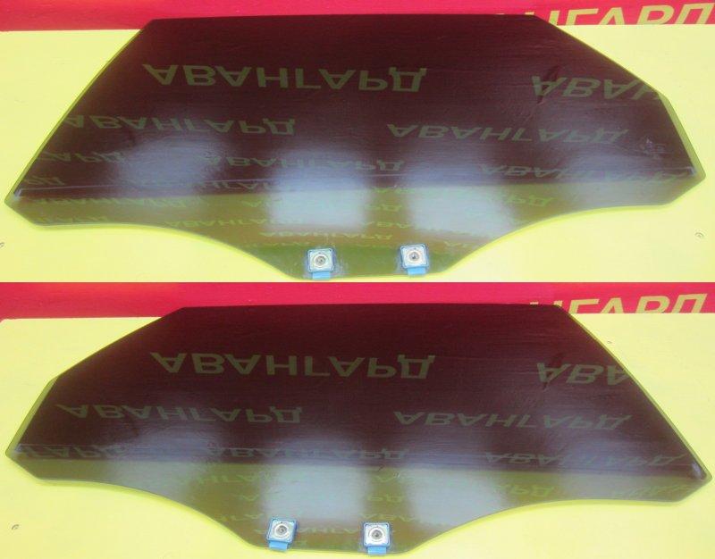 Стекло двери Mitsubishi Grandis DBA-NA4W 4G69 2006 заднее