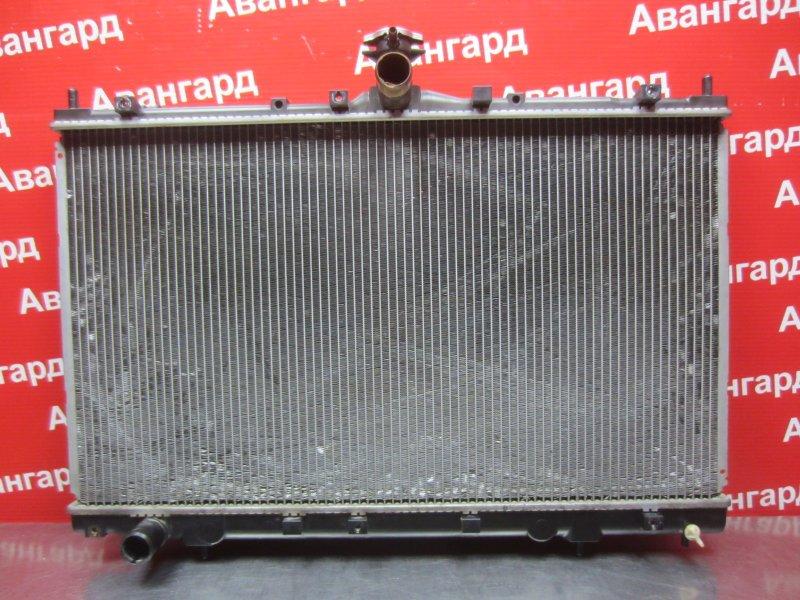 Радиатор охлаждения Mitsubishi Grandis DBA-NA4W 4G69 2006