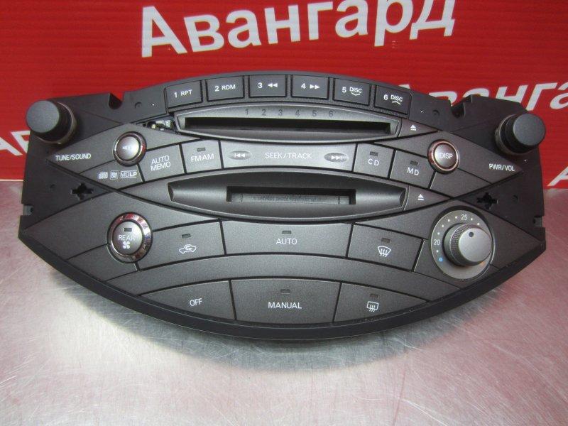 Блок управления печкой Mitsubishi Grandis DBA-NA4W 4G69 2006