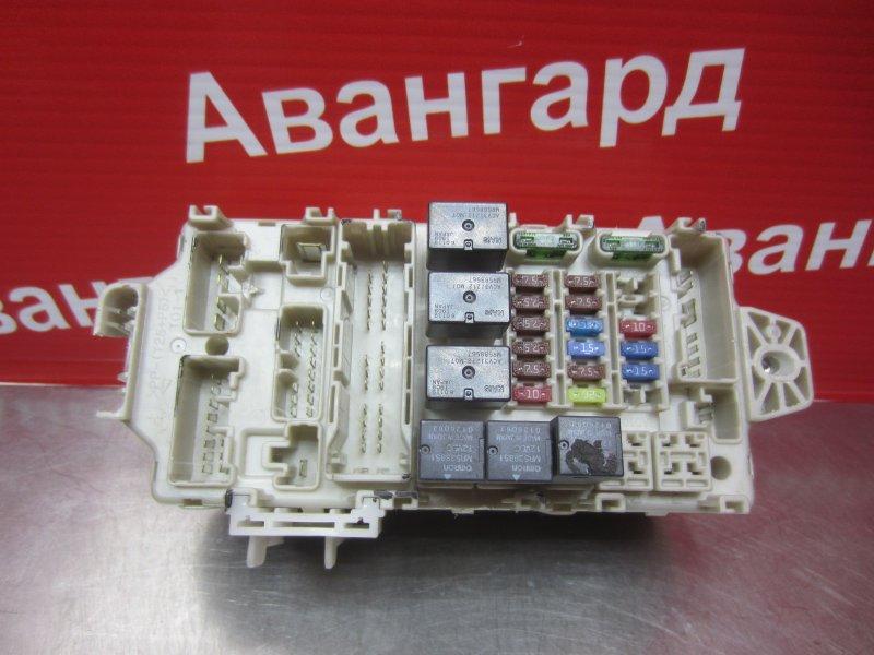 Блок предохранителей Mitsubishi Grandis 4G69 2006