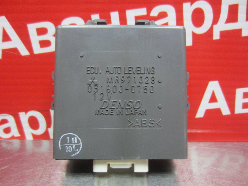 Электронный блок света Mitsubishi Grandis 4G69 2006
