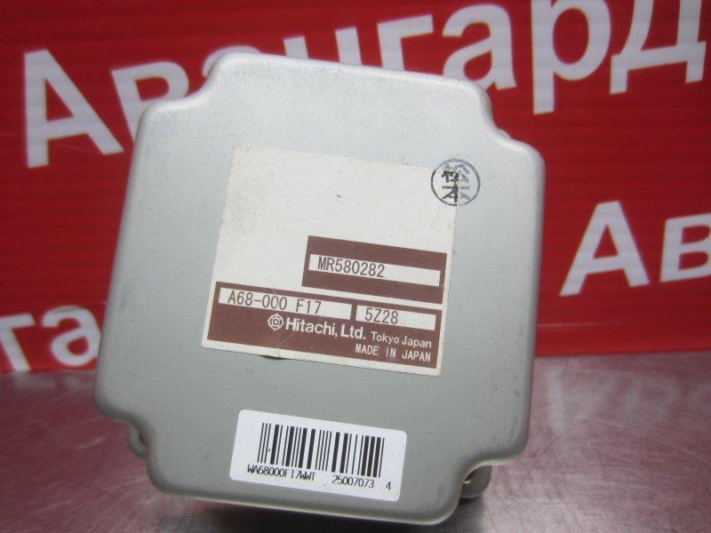 Электронный блок полного привада Mitsubishi Grandis 4G69 2006