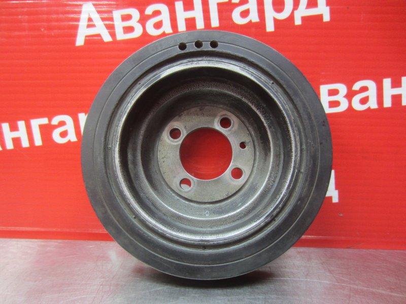 Шкив коленвала Mitsubishi Grandis DBA-NA4W 4G69 2006
