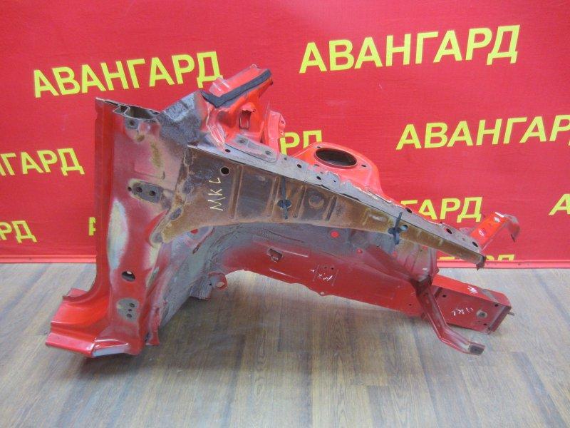 Лонжерон Geely Mk 2011 передний правый