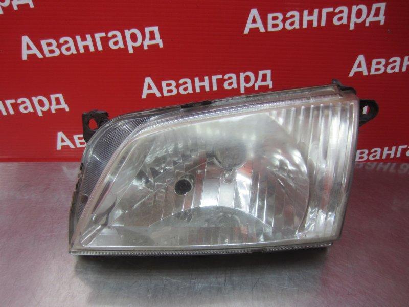 Фара Mazda Demio Dw 2001 передняя левая