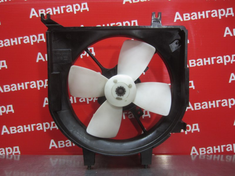 Вентилятор охлаждения Mazda Demio Dw B3 2001