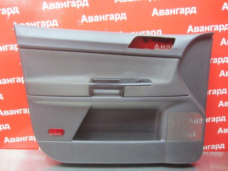 Обшивка двери Volkswagen Polo Mk4 9N3 2006 передняя левая