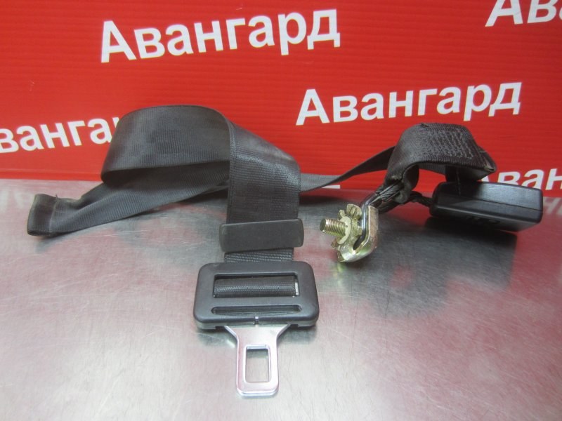 Ремень безопасности Volkswagen Polo Mk4 9N3 2006 задний
